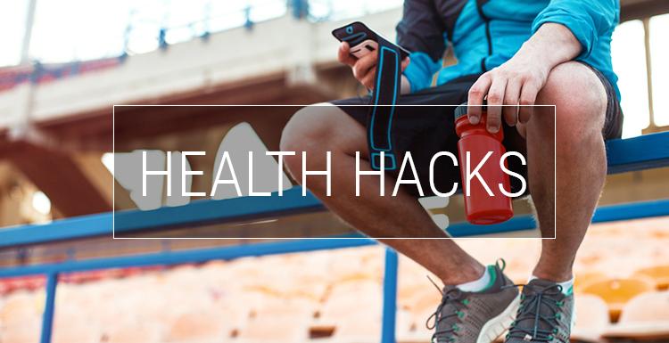 PayAsUGym community - Health Hacks