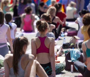 Top five fitness festivals for summer 2018