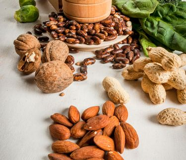 TEN WAYS TO GET PROTEIN FROM PLANTS