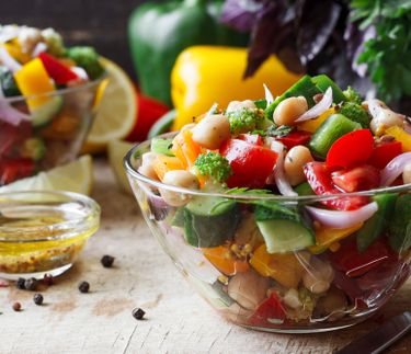 THE PERFECT SALAD FOR YOUR SUMMER BBQ
