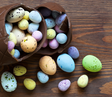 Did someone say healthy Easter Eggs?