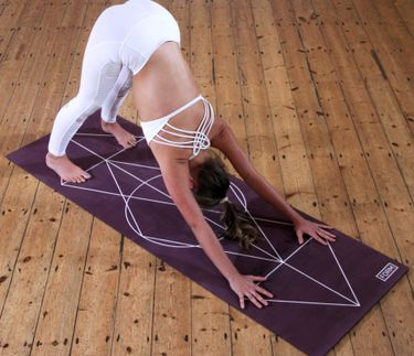 Bring your own yoga mat to the gym? Or wipe down after a session?