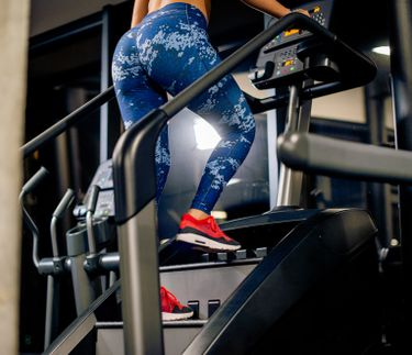 Benefits of using a stair climber