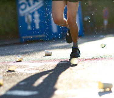 Top tips for running a marathon
