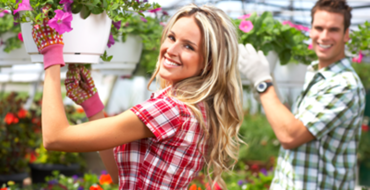 Getting fit and staying safe in the garden