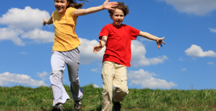 Getting children into active lifestyles