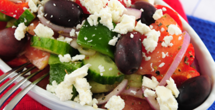 The benefits of eating the Mediterranean way