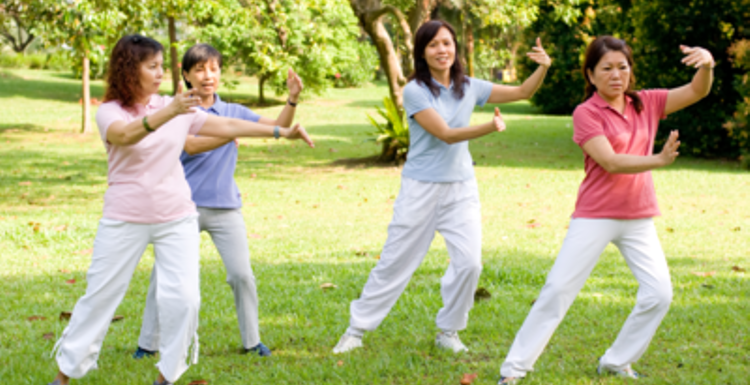 Is Tai Chi the perfect exercise?