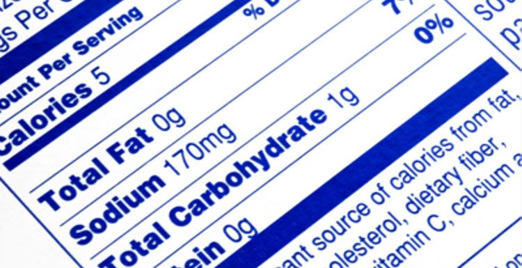 Understanding the new food labelling system