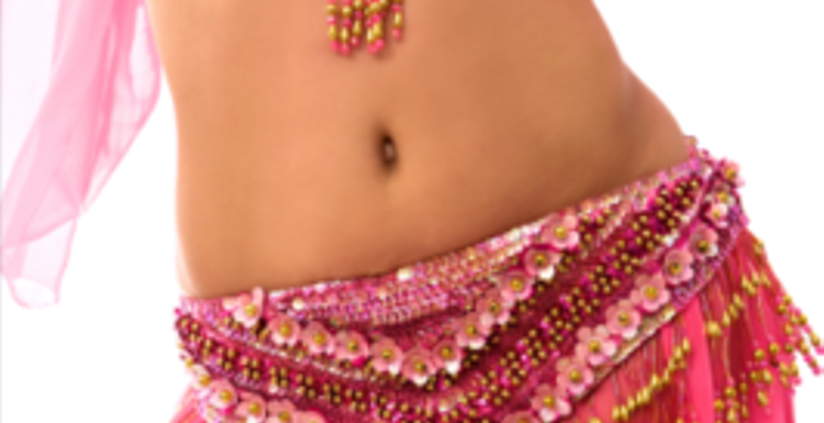 Belly dancing. Wiggle your way to elegant fitness