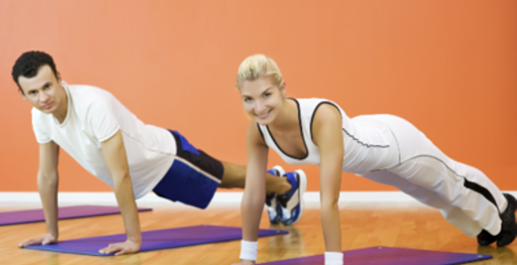 Get Set for Autumn Fitness
