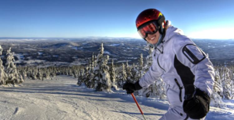 Fit enough to Ski?