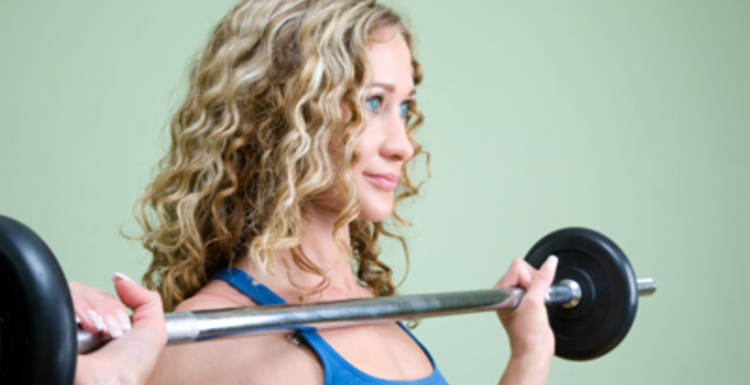Not just for men. Why women should pump iron too