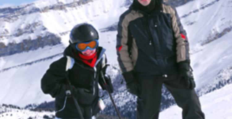 Inspired to ski?