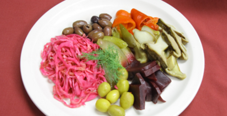 In a pickle? Why fermented foods are fab