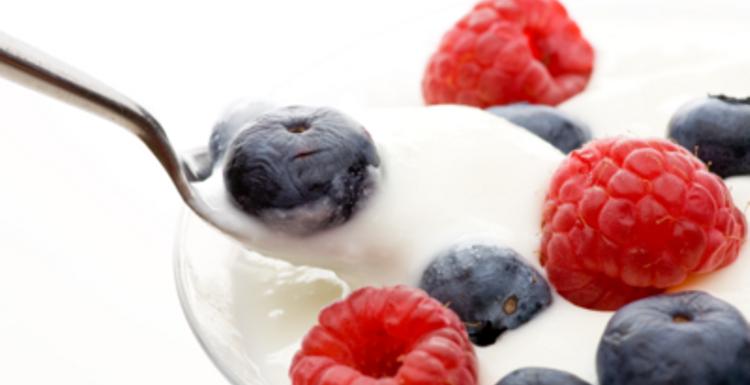 Say yes to yoghurt
