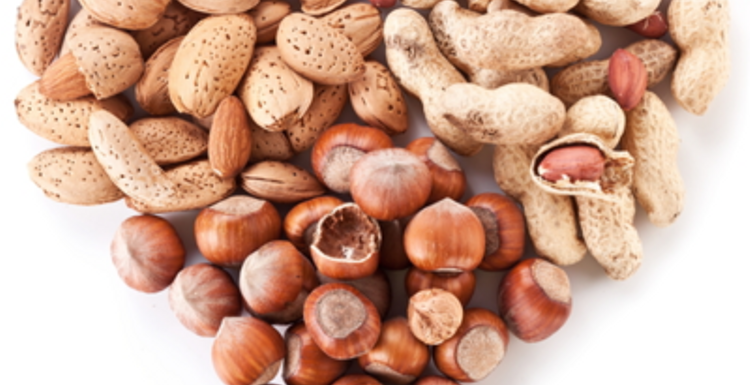 Which nuts are best for fitness?