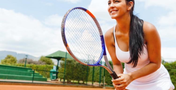 Tennis.. for life, not just Wimbledon!