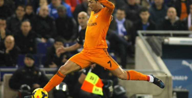 Work it like Ronaldo! Exercise tips from the Portuguese pro