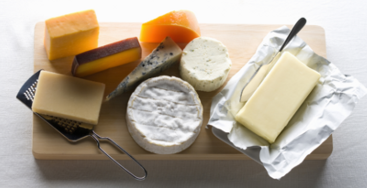 How to eat cheese and stay thin