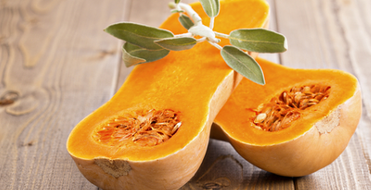 Butternut Squash. The seasonal superfood