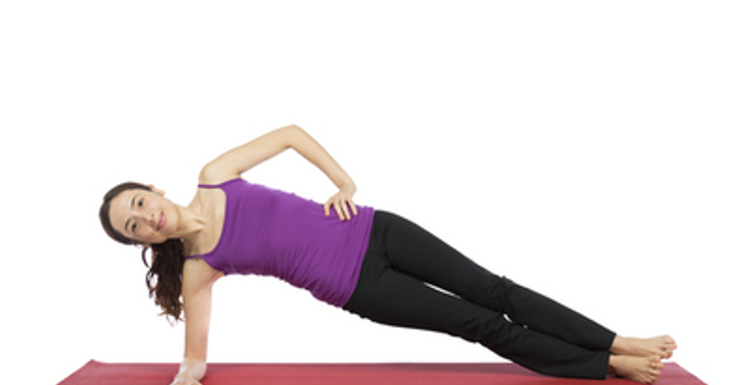 Yoga poses to get rid of tummy fat