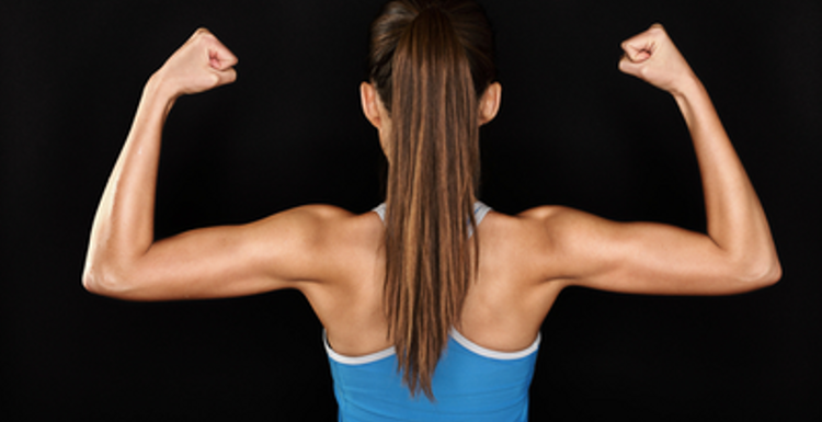 Five Exercises for Super Strong Super Toned Arms