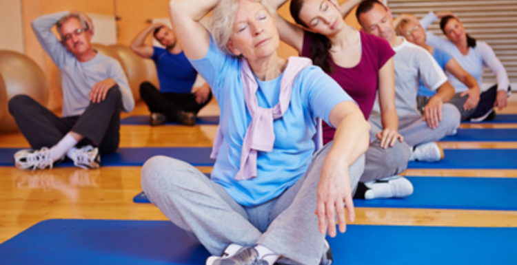 Landmark Study shows a Healthy Active Lifestyle really is key to a long healthy Life