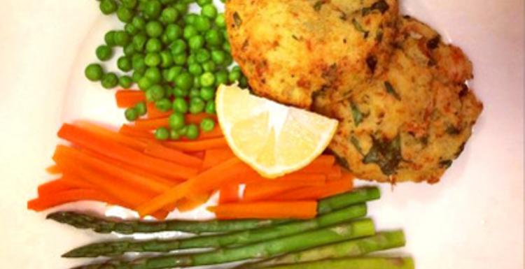 Healthy Recipes: Homemade Salmon Fishcakes