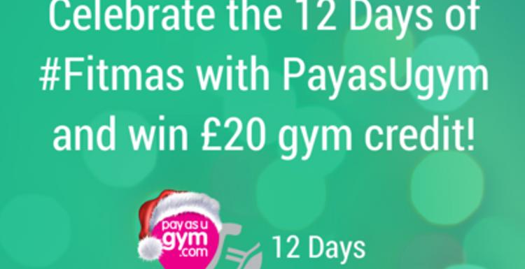 PayasUgym's 12 Days of Fitmas