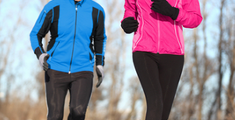 Keep warm and carry on - the right running gear for winter