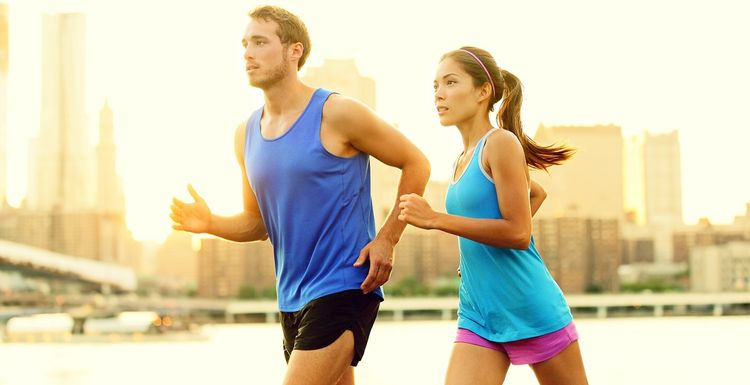 Work out and build your relationship fitness
