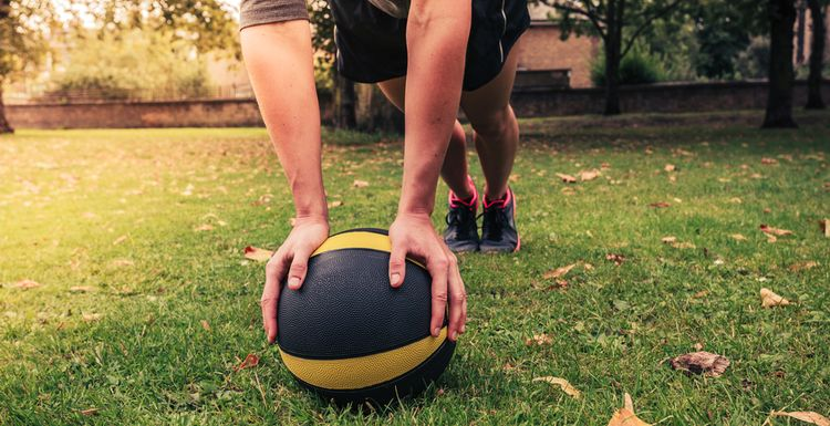 3 key medicine ball exercises