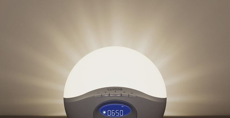 Could light therapy help you to get up in the morning?