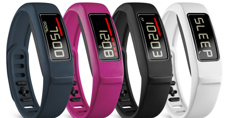 Garmin Vivofit 2. Give your activity levels an extra push