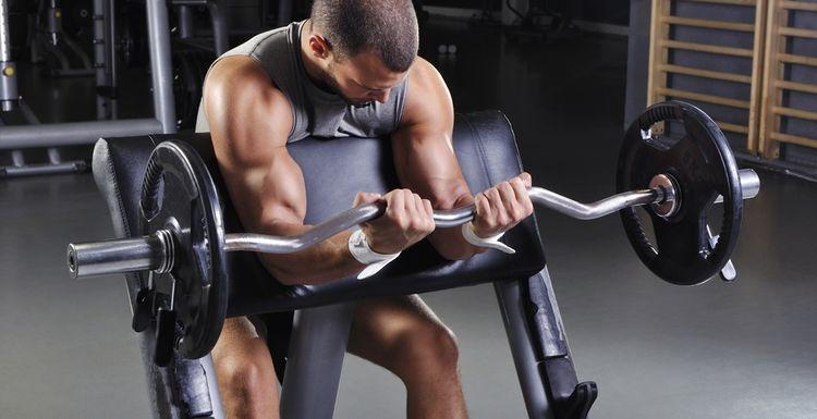 Big Biceps in One Simple Exercise