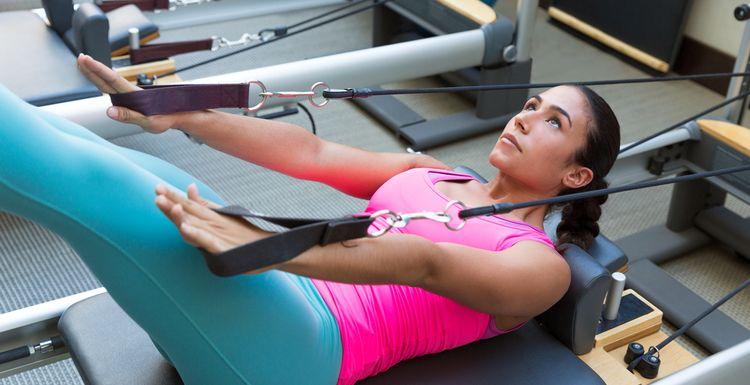 Reformer Pilates 101