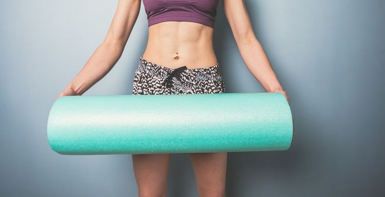 5 foam roller moves to ease your aching muscles