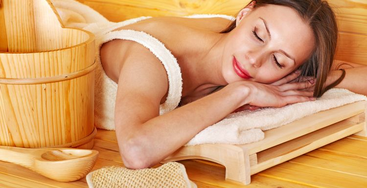 Steam me up! The health benefits of the sauna