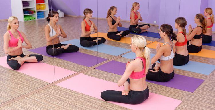Hot yoga 101