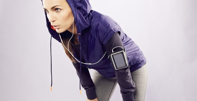 Spotify tailored to your workout