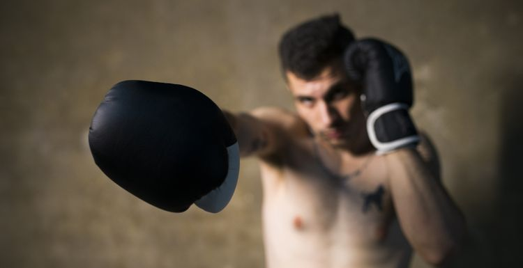 Knock yourself out: shadow boxing in the gym