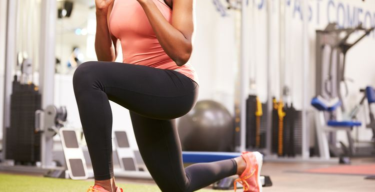 FOUR EXERCISES FOR TONED LEGS