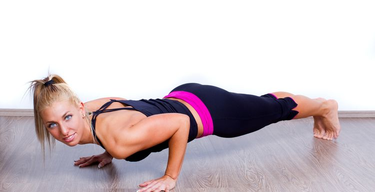 How to do a Push Up Effectively
