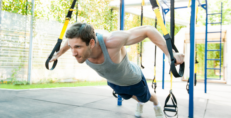 What is suspension exercise?
