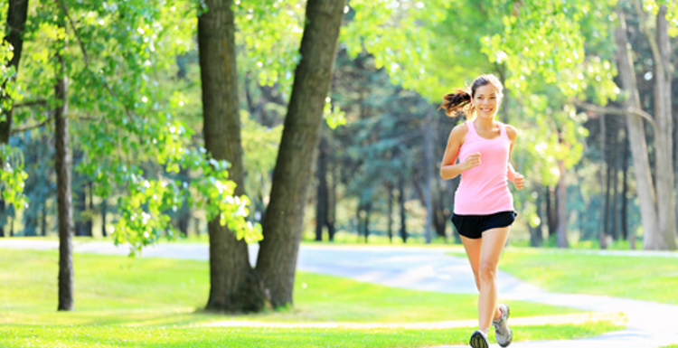 Does running make you happy?