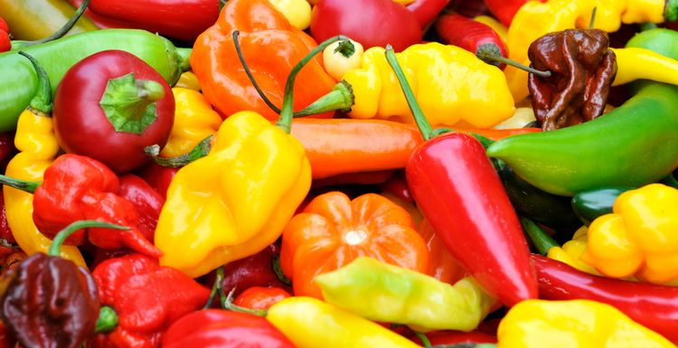 A-Z of Super foods: Jalapeno peppers