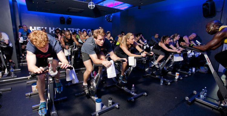 Cyclebeat Spin Class Review