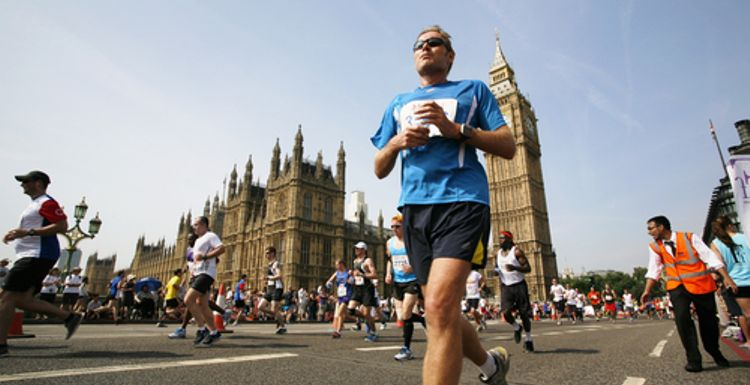 8 top tips for marathon training
