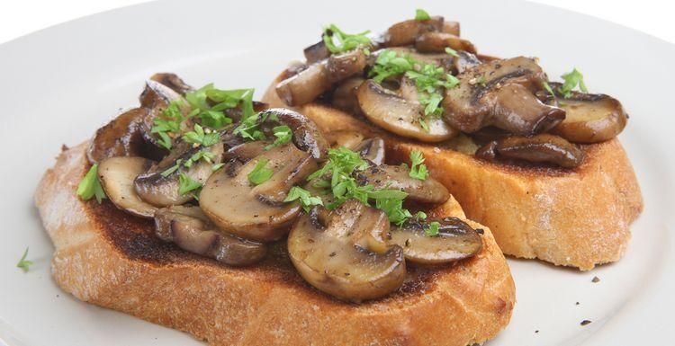 A-Z of super foods: Mushrooms